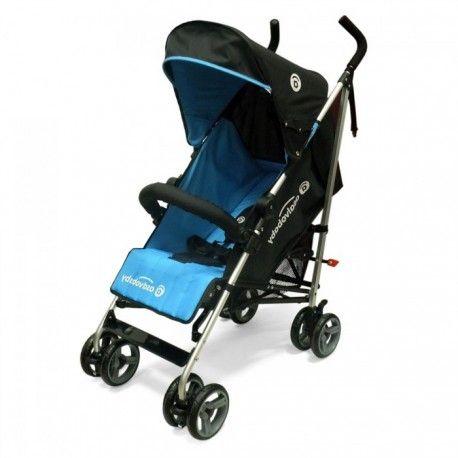 SILLA DE PASEO HONEY: una silla de paseo muy ligera, con cuatro posiciones de respaldar y reposapies regulable. Incluye asa de transporte tipo bandolera. Su chasis es de aluminio.