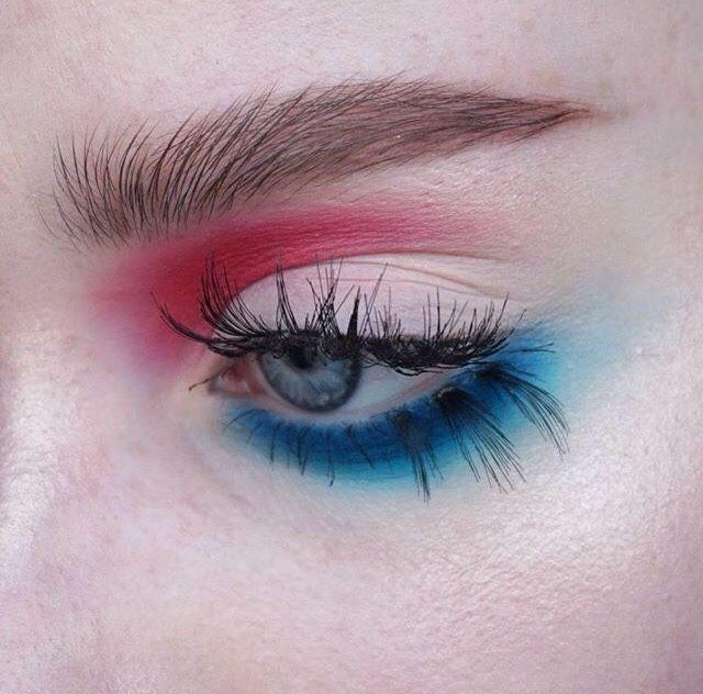 """frenchquartz: """"my favorite eye looks pt 1 (http://instagram.com/thesaraengel) """""""