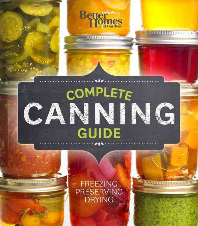 The must-have guide to the best of preserving, from canning and pickling, to fermenting, freezing, and drying; complete with hundreds of farm-fresh recipes This is the book for everyone who wants to p