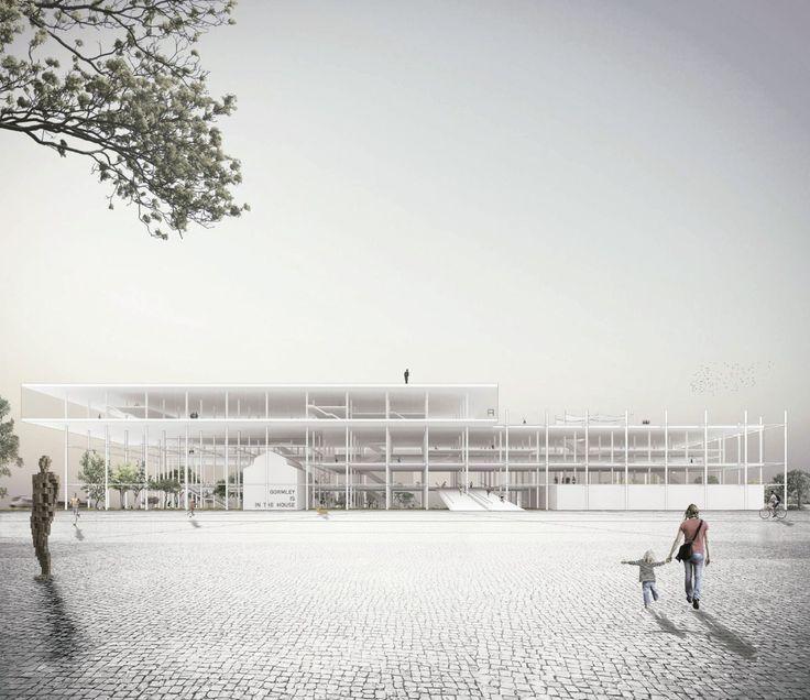 PLUSR . NEW SCHOOL OF ARCHITECTURE . AARHUS (1)