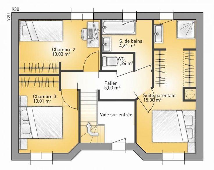 les 25 meilleures id es concernant maison france confort. Black Bedroom Furniture Sets. Home Design Ideas