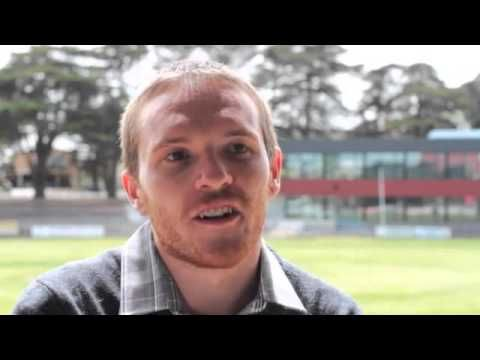 Youth Employment Campaign: Robert - YouTube