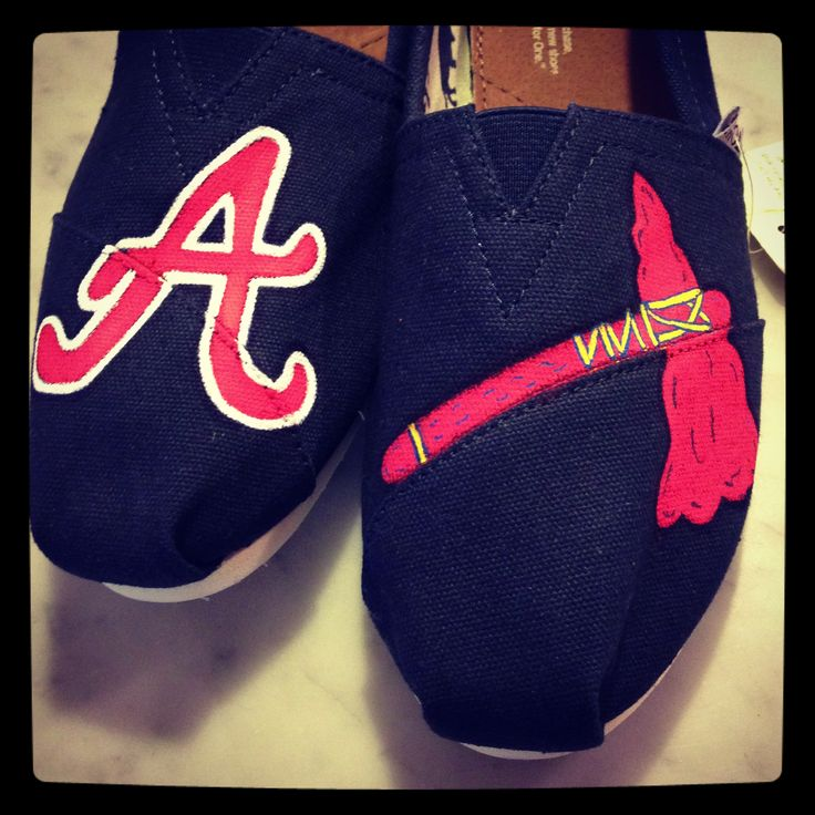 MLB toms braves WOW!  i wouldn't be suprized if laity bought these!