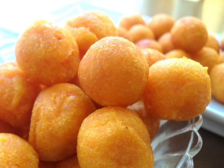 Potato Balls - Guyana style