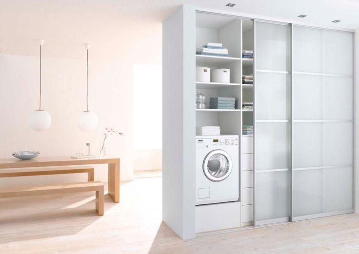 Arredare ripostiglio ~ Oltre 25 fantastiche idee su lavasciuga armadio su pinterest