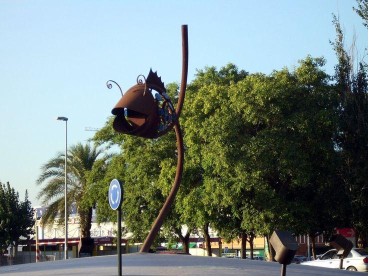 'Atún' (rotonda de Murcia)