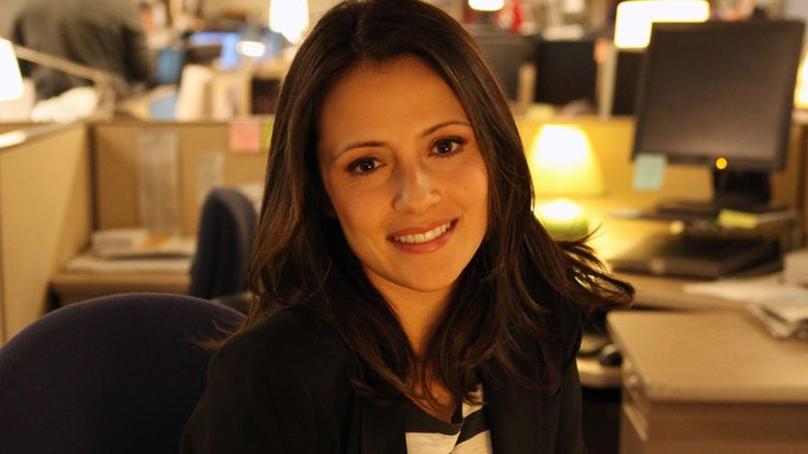 chasing+life | Chasing Life's' Italia Ricci: Leo kissing April offends her, as ...