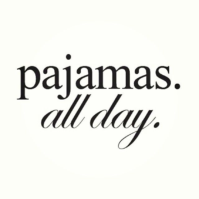 #pajamas all day // #saywhat #planetblue