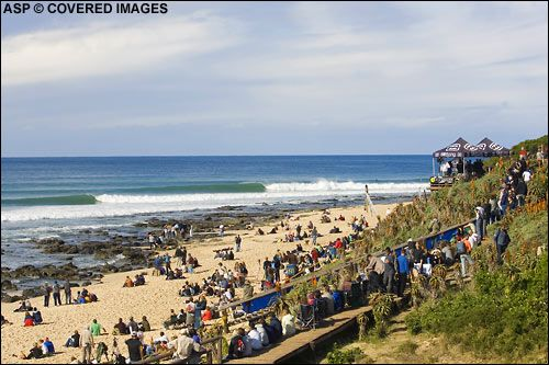 J Bay, South Africa. Some of the greatest supertubes in the world!