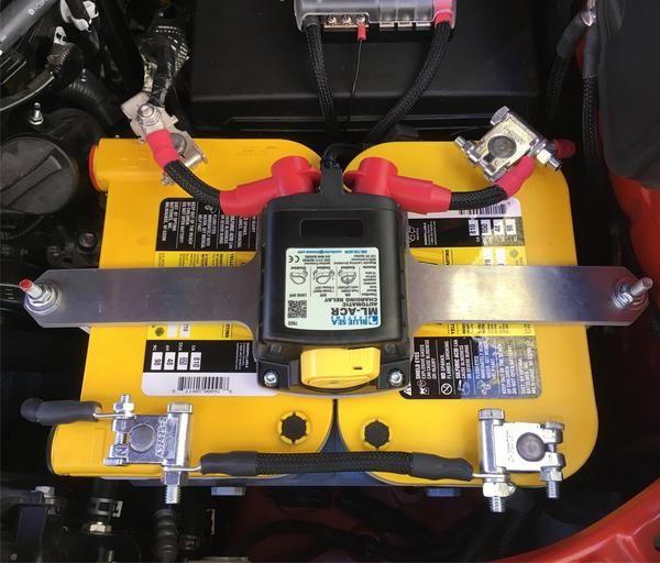 2016-2017 Toyota Tacoma SR/ SR5/ TRD-Sport Complete Dual Battery System