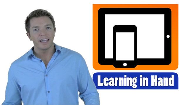 Project Based Learning in Hand. Learn how iPod touch and iPad can be used for mobile learning and project based learning.