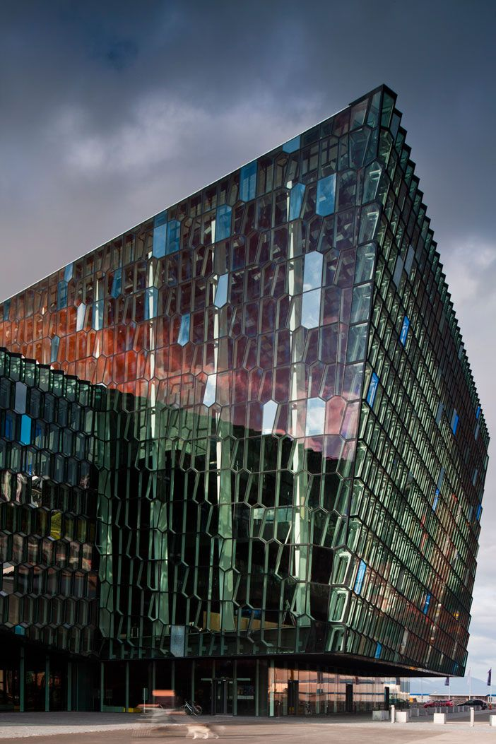 Harpa - Reykjavik Koncertsal :: Henning Larsen Architects