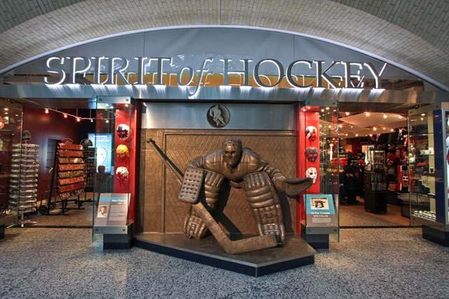 Hockey Weekend: NHL Lockout Over! Celebrate At The Hockey Hall of Fame
