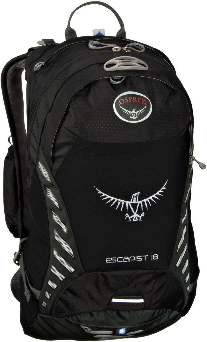 Taschenkaufhaus Osprey Escapist 18 M/L Black - Fahrradrucksack: Category: Taschen & Koffer > Fahrradrucksack > Osprey Item…%#Quickberater%