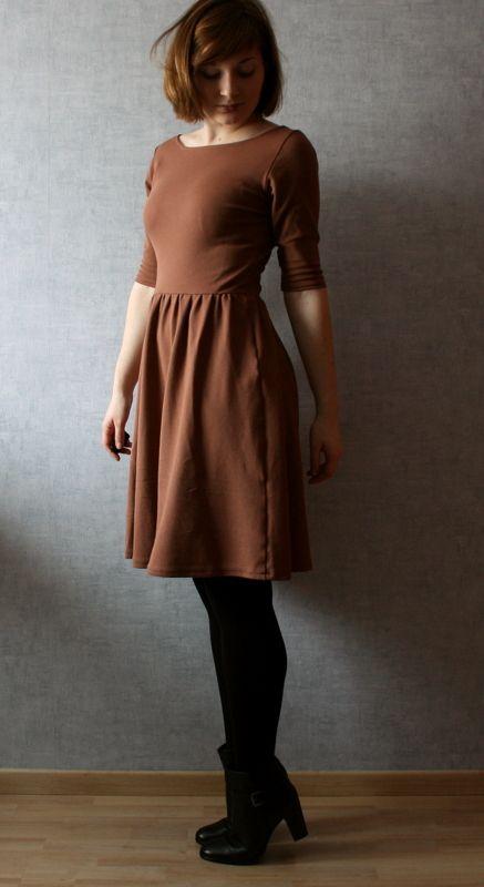 Robe Moneta - Colette Patterns