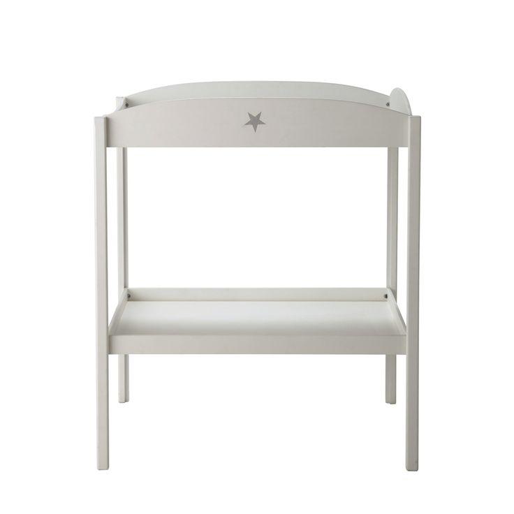 Fasciatoio bianco - Pastel Dimensioni (cm) : A 95 x L 56 x P 80