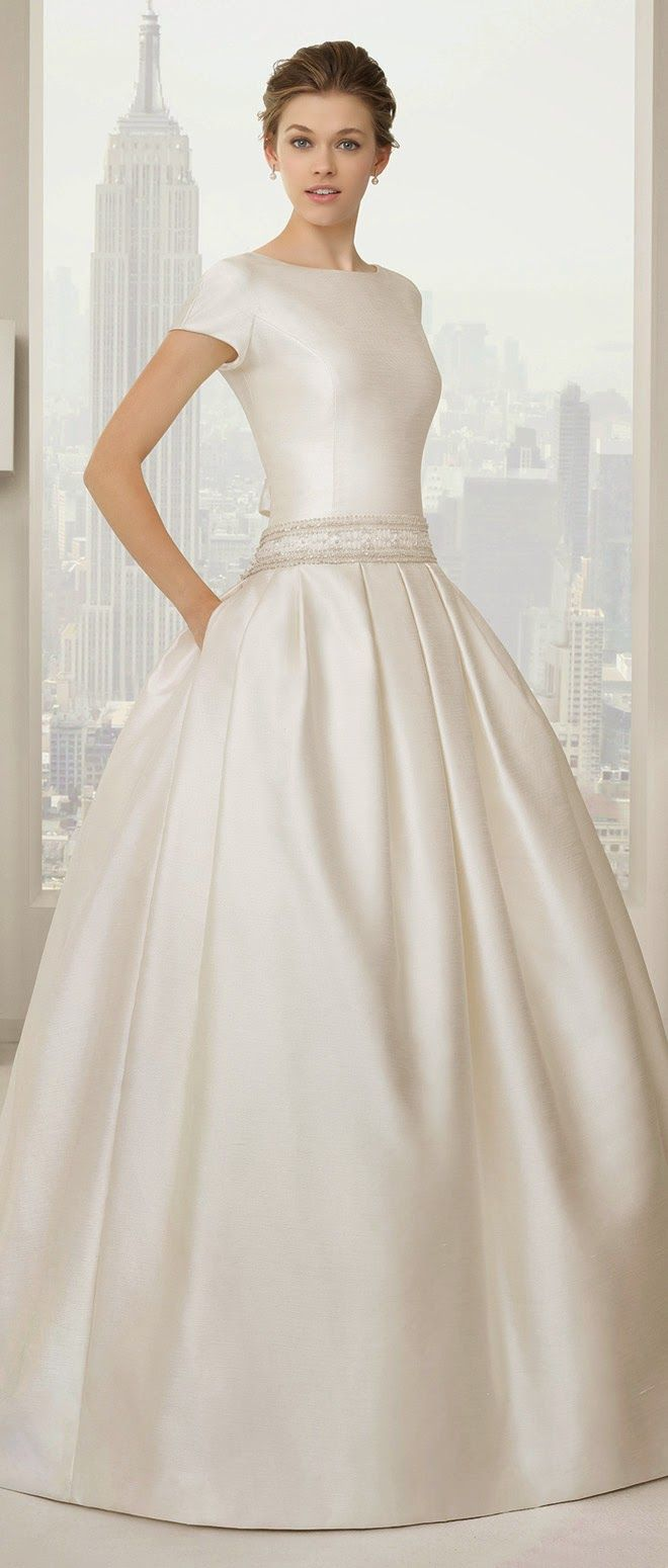 Rosa Clara 2015 Bridal Collection – Part 2