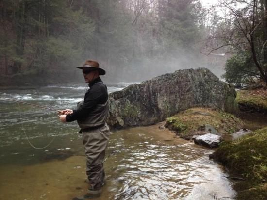 30 best mountain images on pinterest fishing fly for Fly fishing georgia