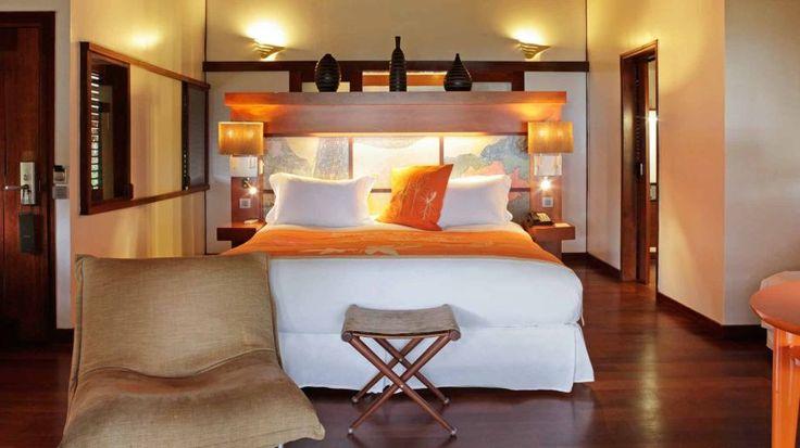 La más bella habitación Iluminación, mobiliario y mucho más