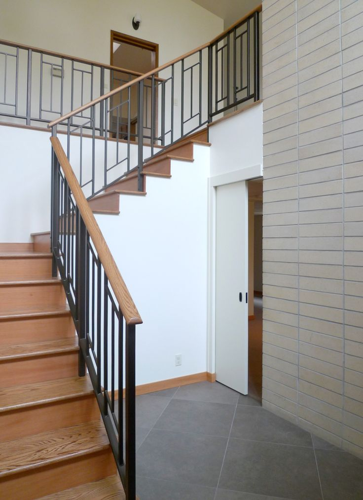 Best 25 Metal Stair Railing Ideas On Pinterest Stair 400 x 300