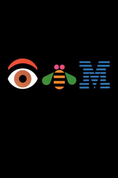 Paul Rand - Eye Bee M (IBM)