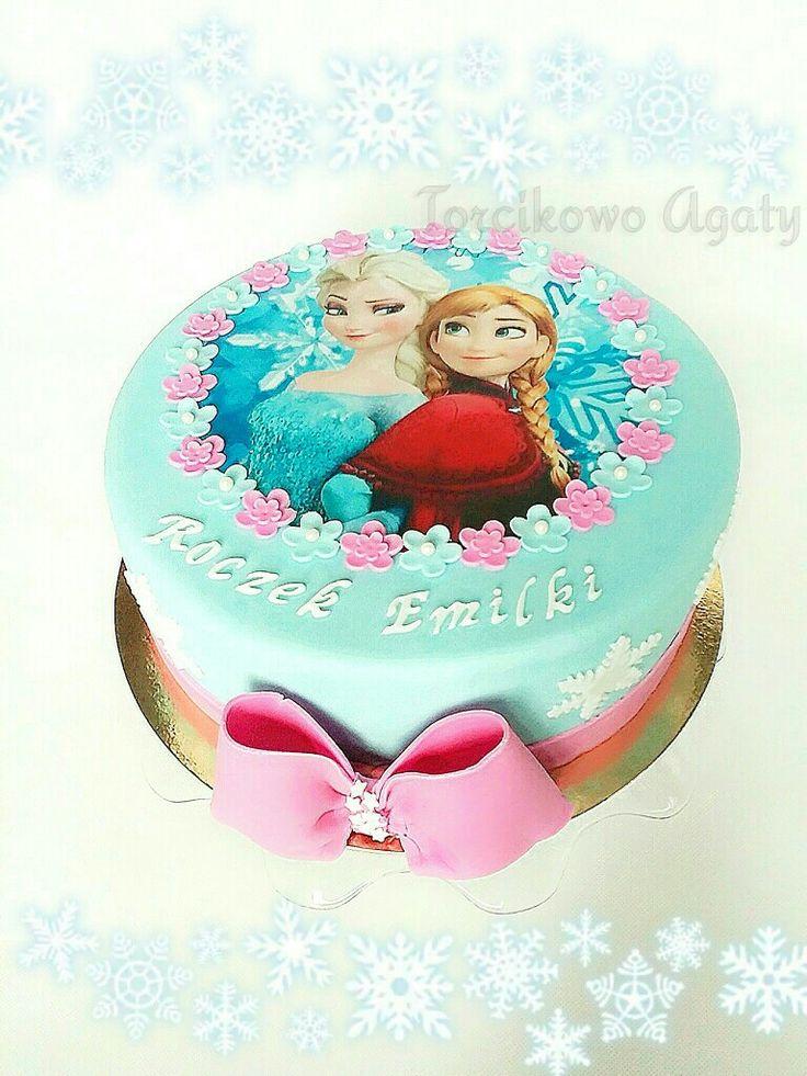 #Frozencake