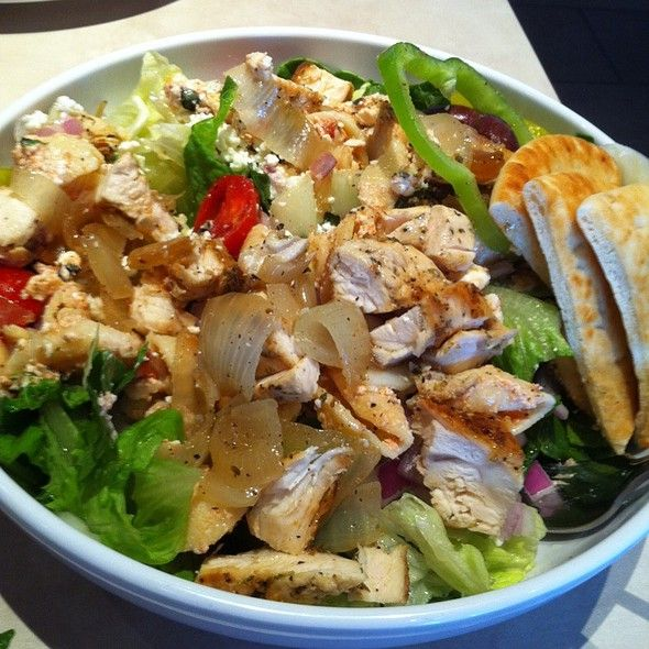 Zoes Kitchen Chicken Salad Copycat Recipe