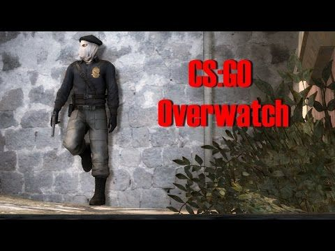 HAX? CSGO Overwatch - Counter Strike Global Offensive - Wallhack? - YouTube