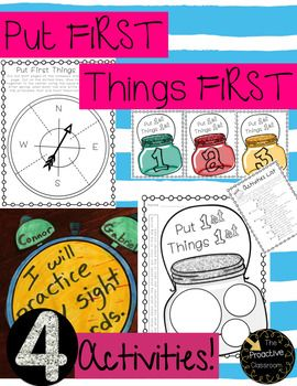 Put First Things First Leader in Me / 7 Habits 50% OFF for