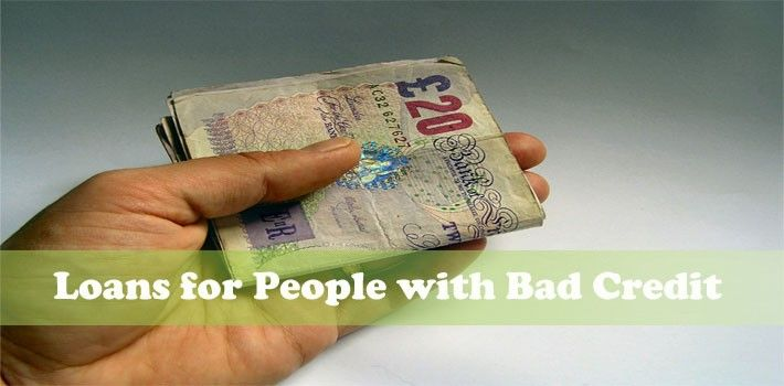 Bad Credit loans can be utilised to improve the financial credibility as well.