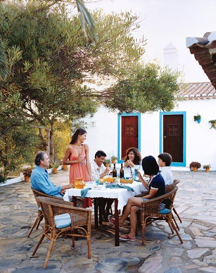 Simple Pleasures in Alentejo, Portugal by Amy Engeler, Condé Nast Traveler | Portugal's sleepy southwestern shore is Europe's newest coastal preserve— two hundred thousand unspoiled acres zoned to stay that way. Here, just three hours from Lisbon, time itself seems to have stopped for a siesta. Amy Engeler gets back to basics