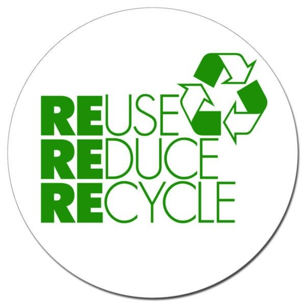 Recycle!  Recycle!  Recycle!
