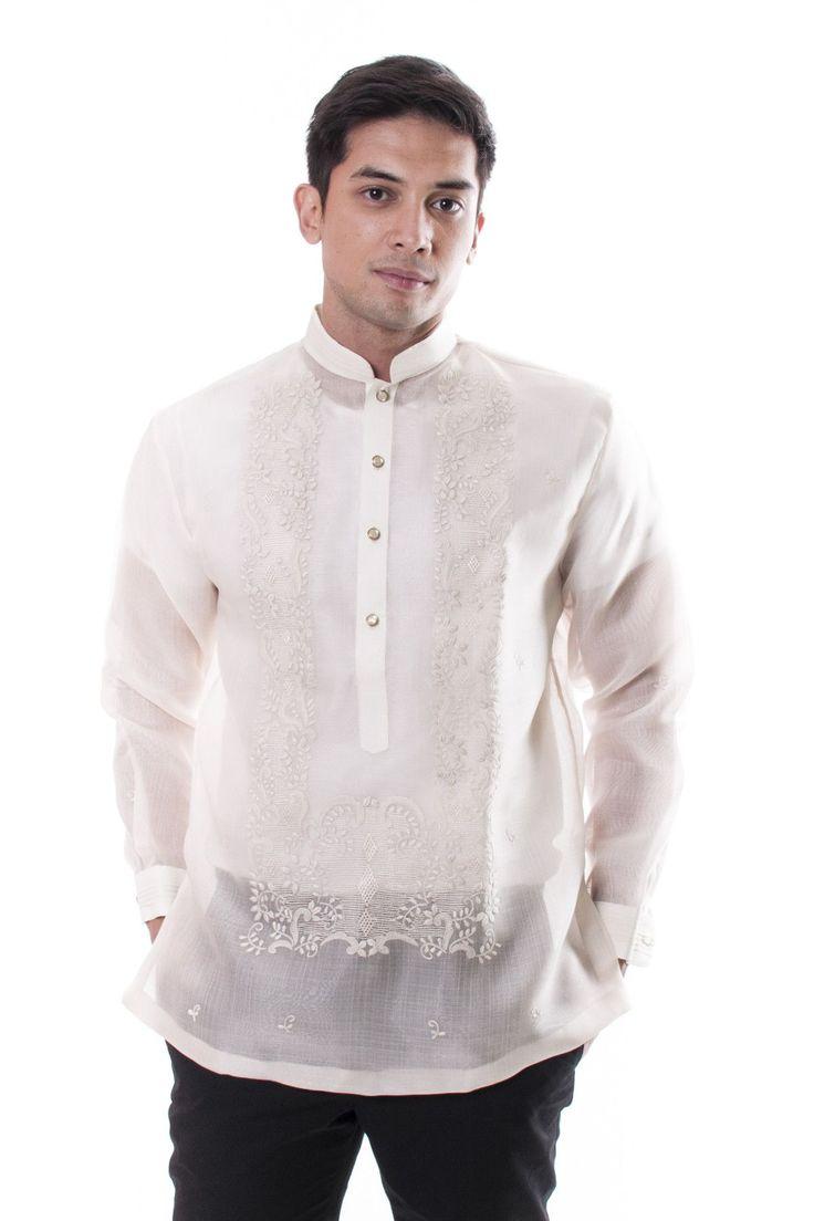 Barong Warehouse - Cocoon Pina Barong Tagalog 001