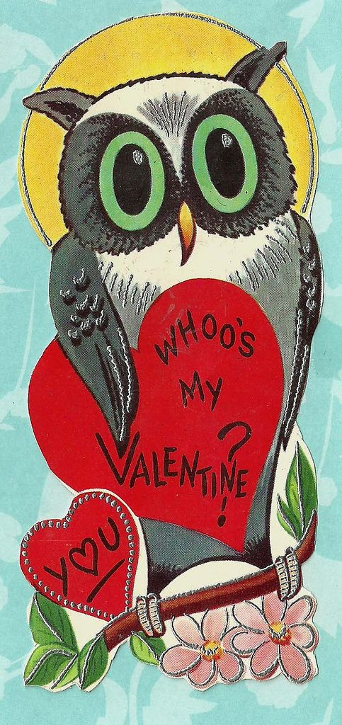 Vintage Valentine Greeting Card Flickr Photo Sharing School