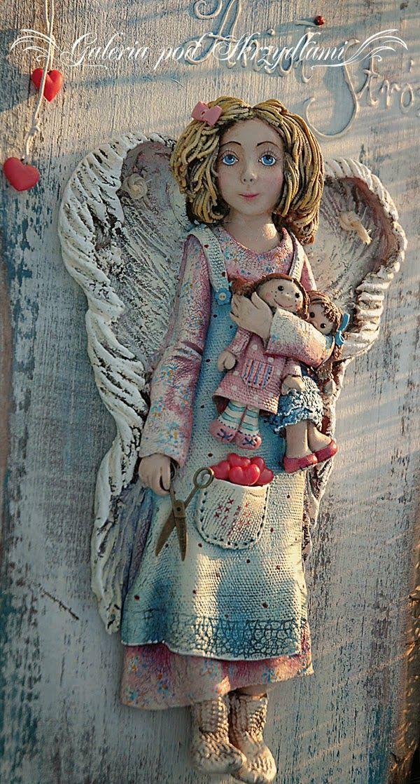 jagodowo: Anioł :)