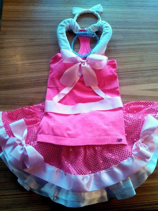 Cinderella running costume