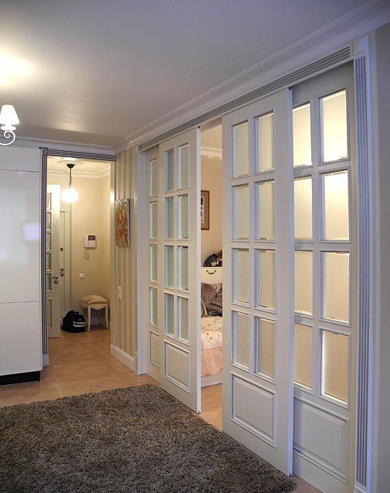 Big sliding doors