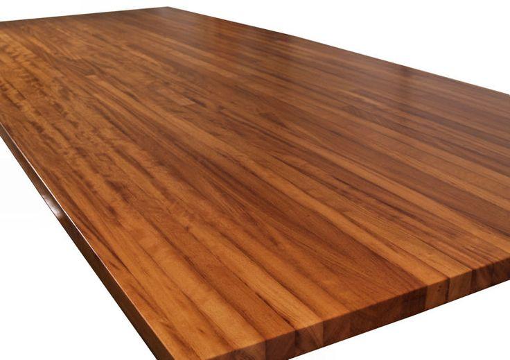 Iroko - Custom Wood Countertops, Butcher Block Countertops, Kitchen Island Counter Tops