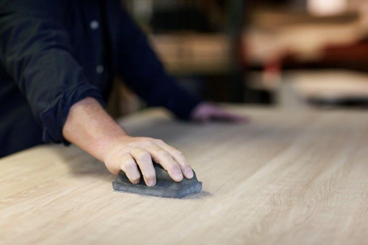 We sand our wooden products by hand to guarantee smooth surface with a soft feel. #fredericiafurniture #amodernoriginal #designcraft #danishdesign #danskdesign #howitsmade #behindthescenes