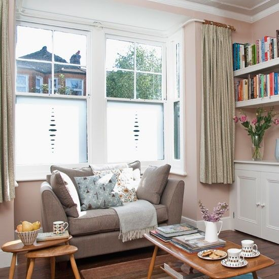 living room | Mid-century | Edwardian | PHOTO GALLERY | Ideal Home | housetohome