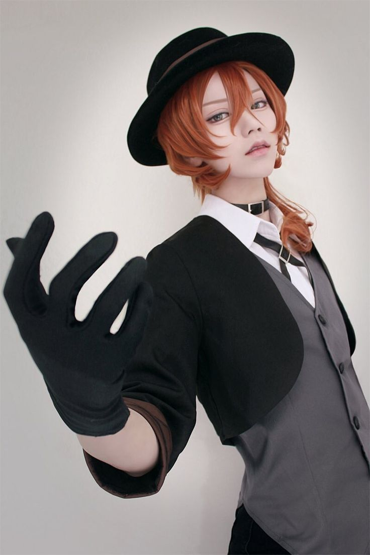 Seol(Seol♥) Chuya Nakahara Cosplay Photo - Cure WorldCosplay