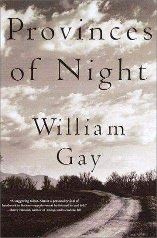 Provinces of Night by William Gay. Movie: Bloodworth - both excellent Southern Gothic!