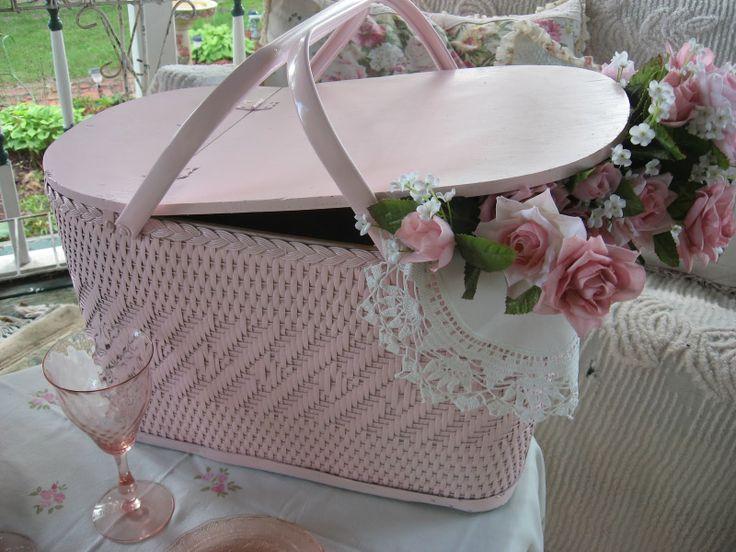Pink Basket... (1600×1200)