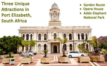 Cheap flights to South Africa