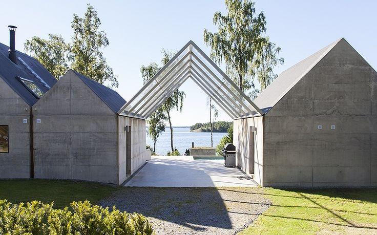 4 hus i 1 – Prisbelönta sommarstället där varje rum är ett eget hus - Sköna hem