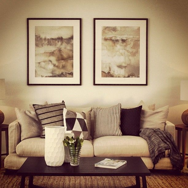 Our watercolour artworks are looking beautiful, styled by @bowerbirdinteriors #boydblue #designerboys #artwork #watercolour #interiors #interiordesign #homedecor #design