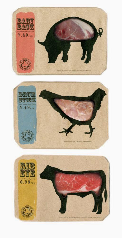 Packaging creativo III: Envoltorios que alimentan