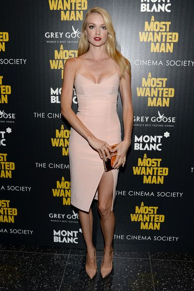 Lindsay Ellingson Photos: 'A Most Wanted Man' Premieres in NYC