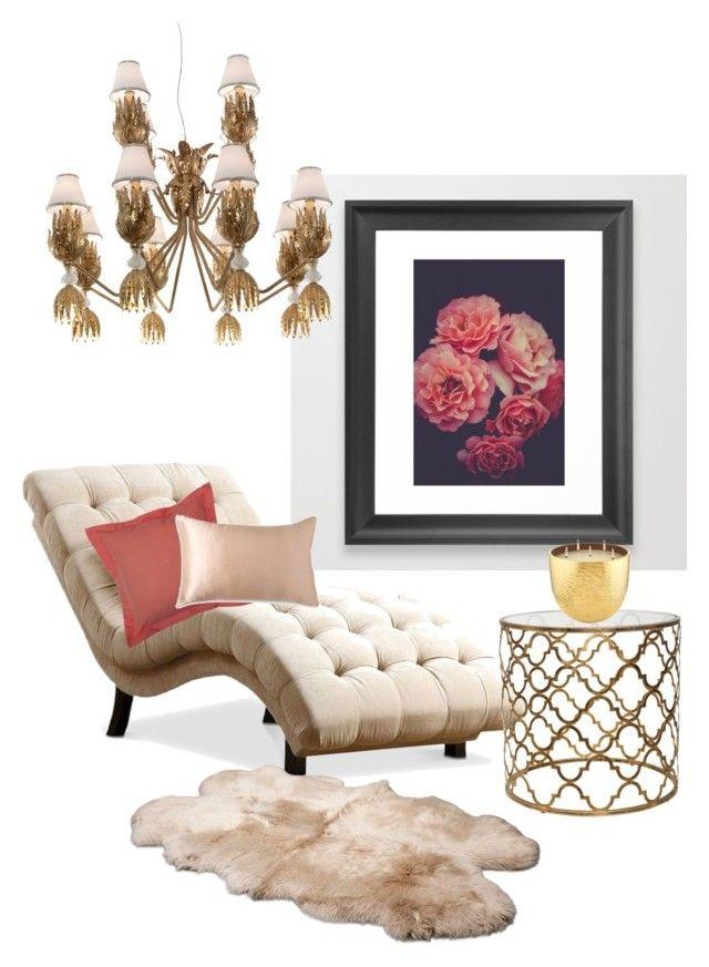 Champagne Rose Gold Room