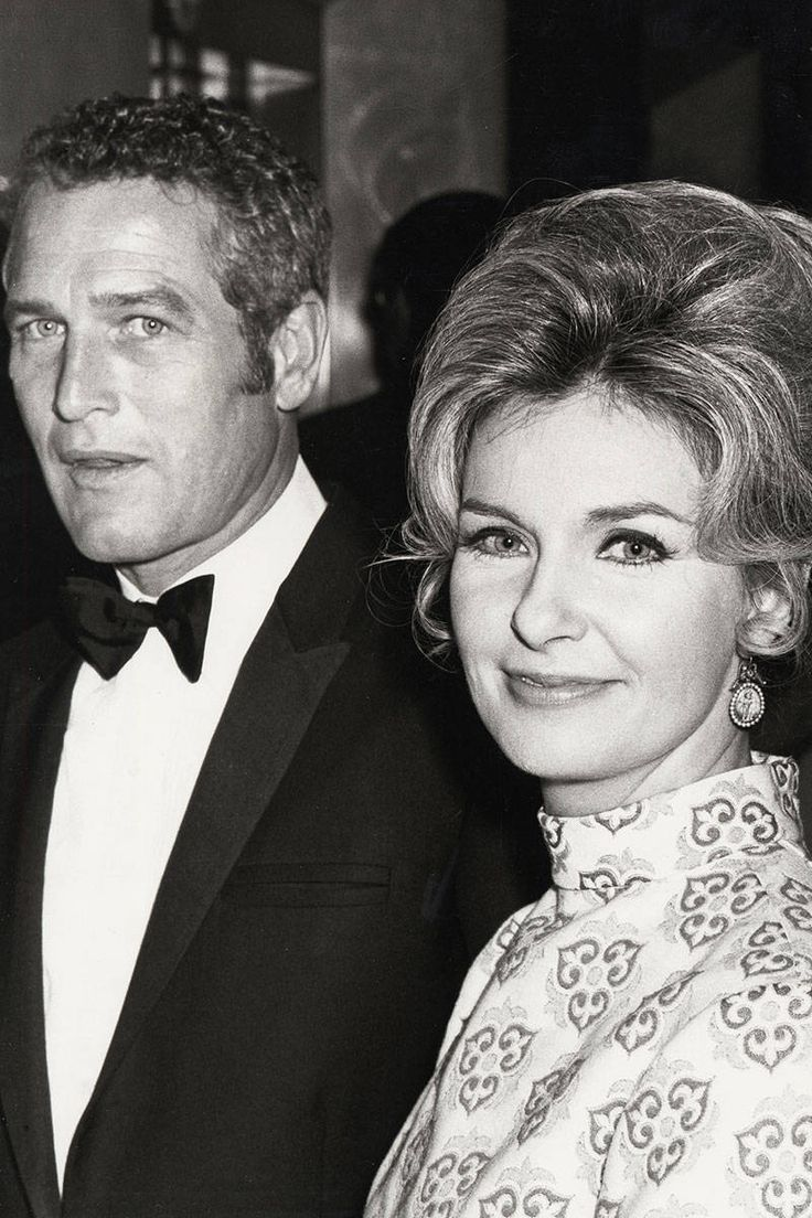 The cutest Oscars couples: Joanne Woodward and Paul Newman